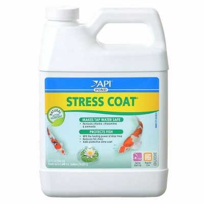 api stress coat 946 ml tap water safe short date