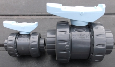 evolution aqua comer ball valves