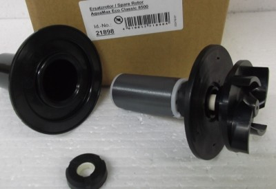 oase aquamax 3500 replacement rotor impeller 21912