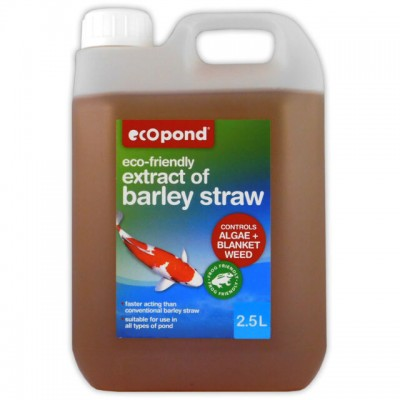 ecopond extract of barley straw